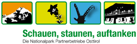 Nationalpark Hohe Tauern Partnerbetrieb Klampererhof